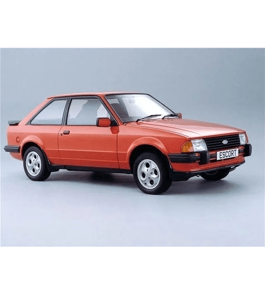 Manual De Taller Ford Escort (1980-1996) Español