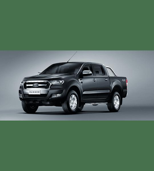 Manual De Taller Ford Ranger (2011-2018) Ingles