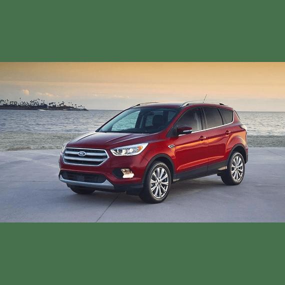 Manual De Taller Ford Escape ( 2012 - 2017 ) En Español