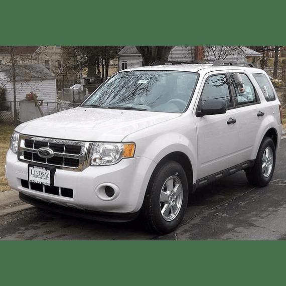 Manual De Taller Ford Escape (2007-2012) Español