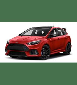 Manual De Taller Ford Focus Rs Iii ( 2015-2018 ) inglés