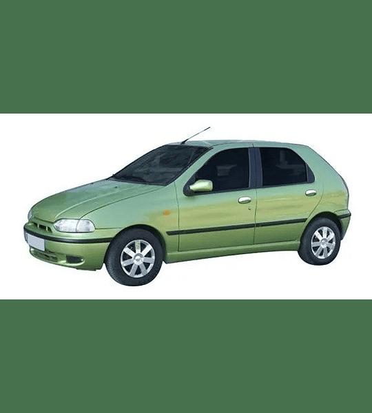 Manual De Despiece Fiat Palio 1996-2011 Español