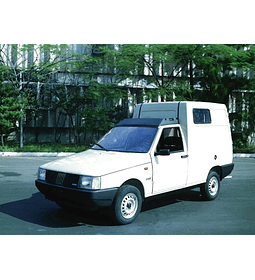 Manual De Despiece Fiat Fiorino (1988-2013) Español
