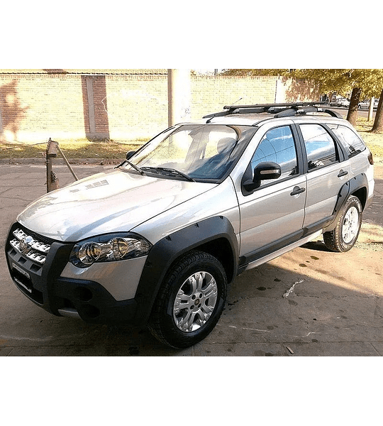 Manual De Usuario Fiat Palio Weekend (2010-2015) Español
