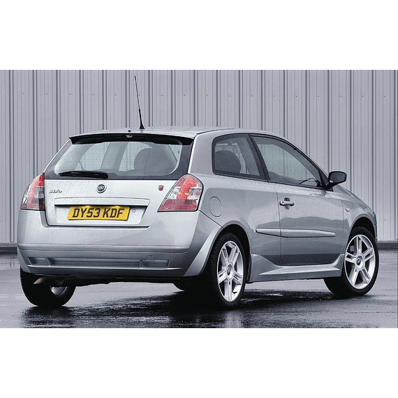 Manual De Taller Fiat Stilo (2001 - 2010) En Inglés