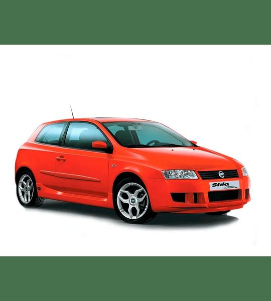 Manual De Despiece Fiat Stilo (2001-2010) En Español