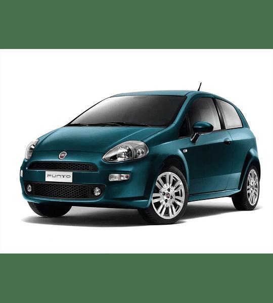Manual De Taller Fiat Punto (2005-2018) Español