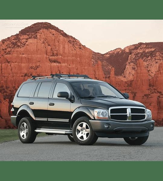 Manual De Taller Dodge Durango (2004-2009) En Español
