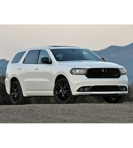 Manual De Taller Dodge Durango (2011-2017) Español