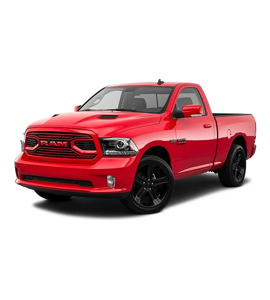 Manual De Taller Dodge Ram (2009-2018) En Español