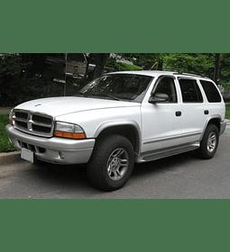 Manual De Taller Dodge Durango (1998-2003) En Español