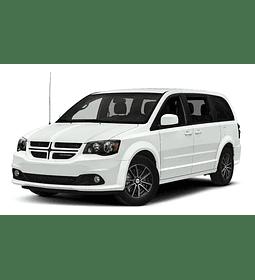 Manual De Taller Dodge Caravan (2008-2017) En Español