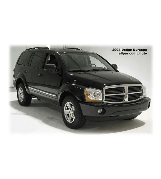 Manual De Taller Dodge Durango (2004-2009) Español
