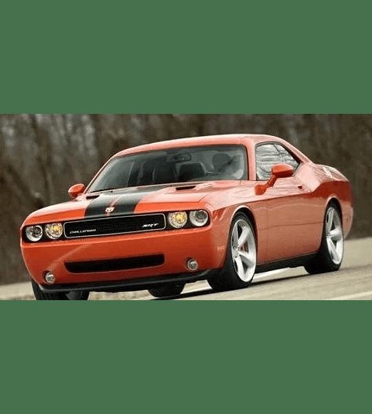 Manual De Taller Dodge Challenger (2008 -2018) Español