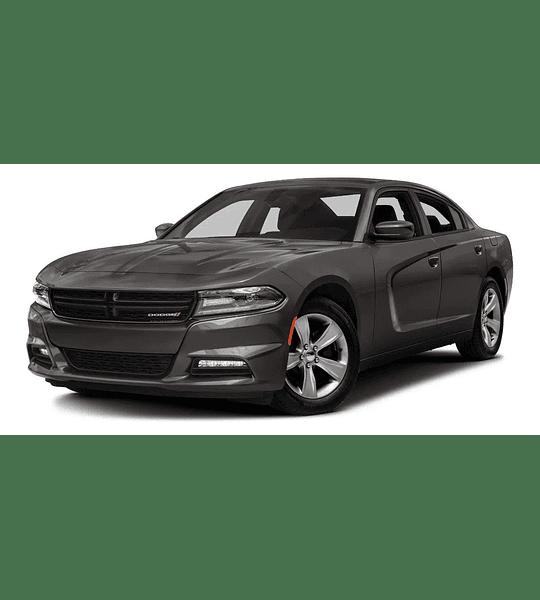 Manual De Taller Y Servicio Dodge Charger ( 2015-2018 ) inglés