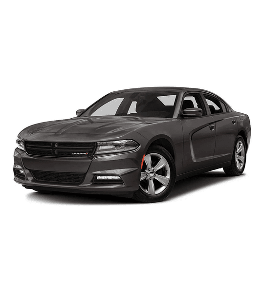 Manual De Taller Y Servicio Dodge Charger ( 2015-2018 ) inglés
