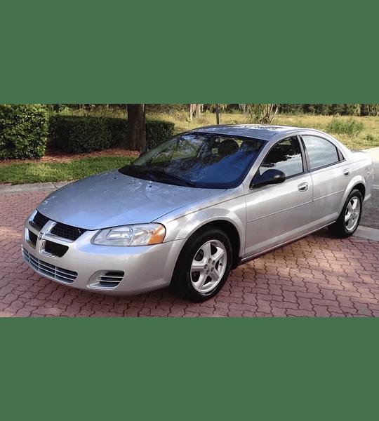 Manual DeTaller Dodge Stratus (2001-2006) En Español