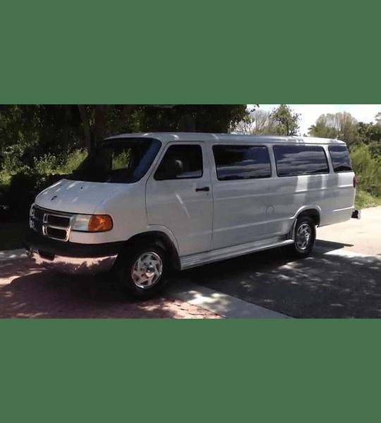 Manual De Taller Dodge Ram Van (1994-2007) En Español