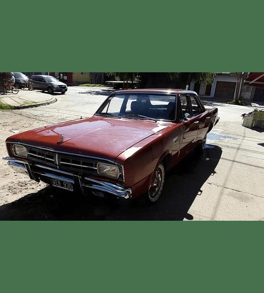 Manual De Taller Dodge Polara (1968-1980) En Español