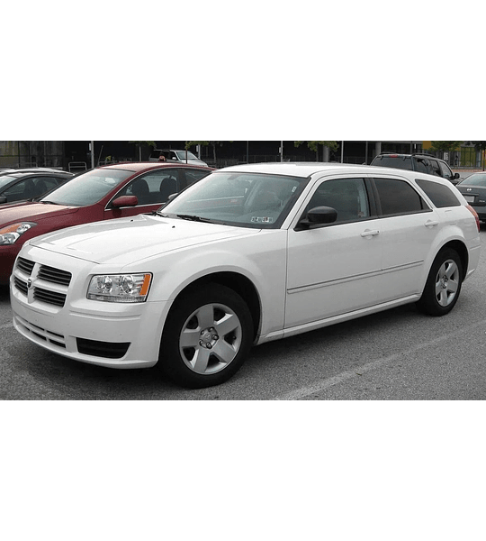 Manual De Taller Dodge Magnum (2005-2008) Español