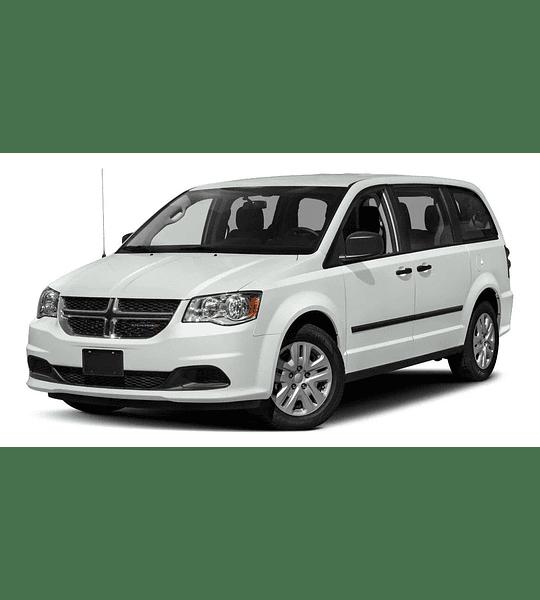 Manual De Taller Dodge Caravan (2008-2016) Español