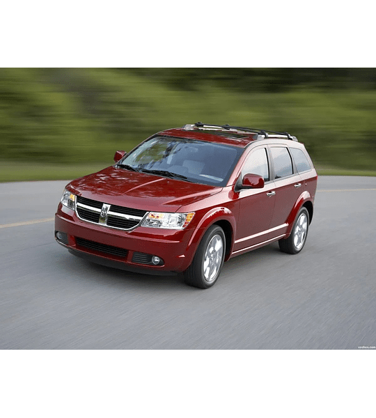 Manual De Taller Dodge Journey (2008-2018) En Español
