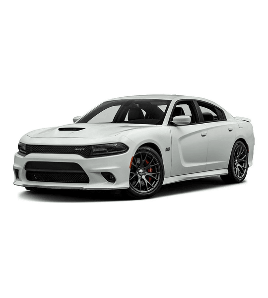Manual De Taller Dodge Charger (2011-2018) Inglés