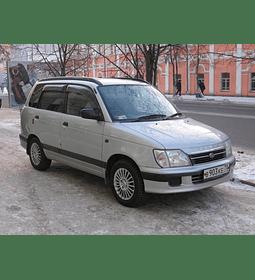 Manual De Taller Daihatsu Gran Move (1996-2002) En Español