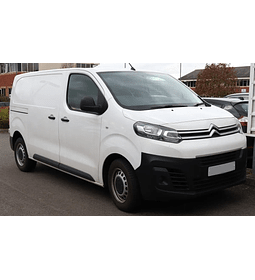 Manual De Despiece Citroen Dispatch (2016-2019) En Español