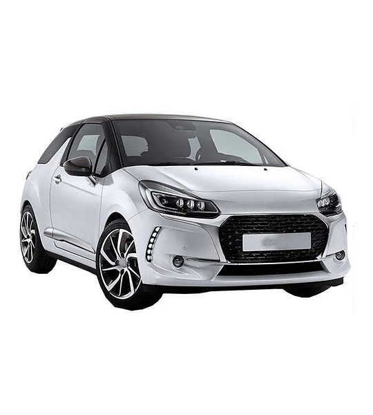 Manual De Despiece Citroen Ds3 (2009-2019) Español