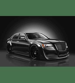 Manual de Taller Chrysler 300 - 300C ( 2011 - 2019 ) inglés