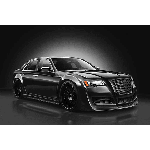 Manual de Taller Chrysler 300 - 300C ( 2011 - 2019 ) inglés