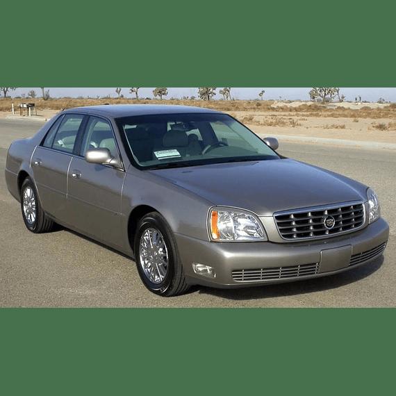 Manual De Taller / Diagramas Cadillac Seville ( 1998-2004 )