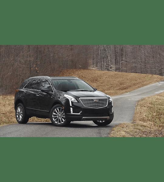 Manual De Taller Cadillac Xt5 (2017-2019) En Español