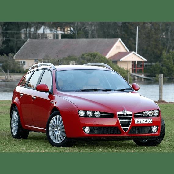 Manual De Taller Alfa Romeo 159 (2006-2011) En Español