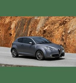 Manual De Despiece Alfa Romeo Mito (2008-2018) En Español