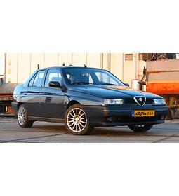 Manual De Taller Alfa Romeo 155 (1992-1998) Ingles