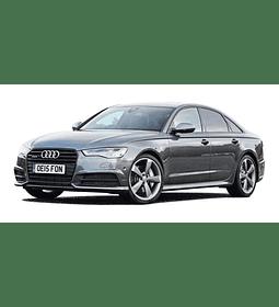 Manual De Despiece Audi A6 (2012-2018) Español