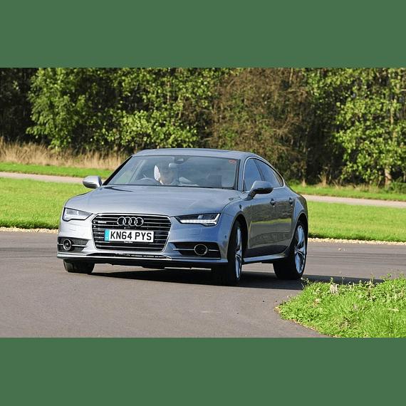 Manual De Taller Audi A7 (2010-2017) Español