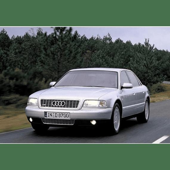 Manual De Despiece Audi A8 (1994-2002) Español