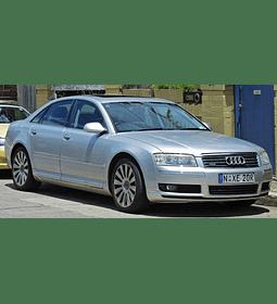 Manual De Despiece Audi A8 (2002-2009) Español