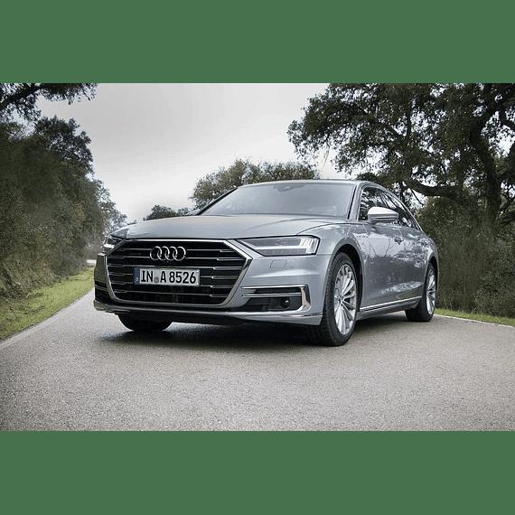 Manual De Despiece Audi A8 (2018-2019) Español