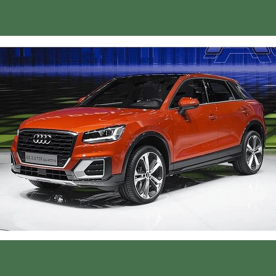 Manual De Despiece Audi Q2 (2016-2018) Español
