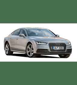 Manual De Despiece Audi A7 (2010-2017) Español