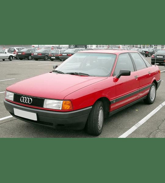 Manual De Taller Audi 80/90 (1987-1992) Español