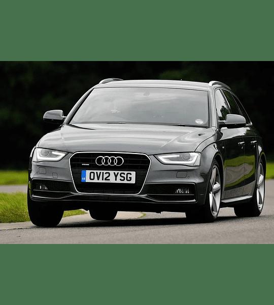 Manual De Despiece Audi A4 (2008-2016) Español