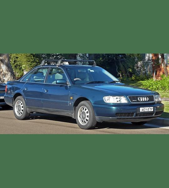 Manual De Despiece Audi A6 (1994-1997) Español
