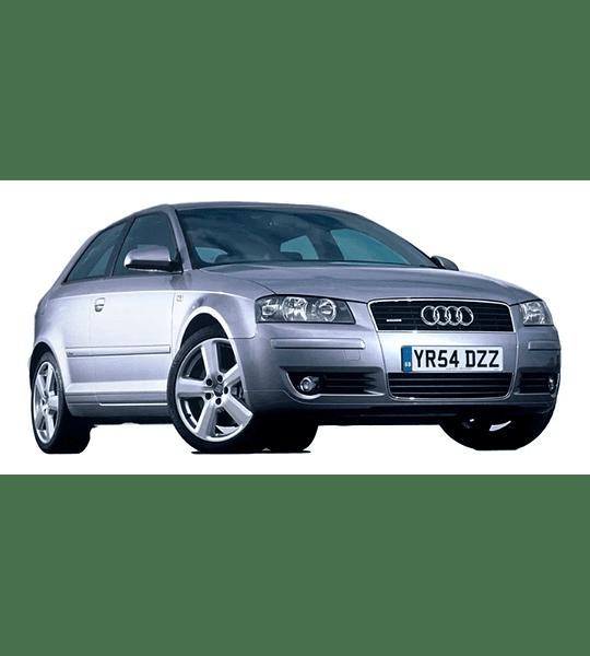 Manual De Despiece Audi A3 (2003 - 2013) En Español