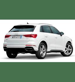 Manual De Taller Y Diagramas Audi Q3 ( 2018 - 2020 ) Inglés