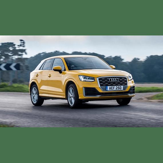 Manual De Taller Audi Q2 (2016-2018) En Inglés